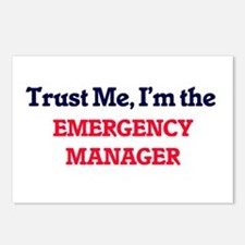 Trust me, I'm the Emergen Postcards (Package of 8)