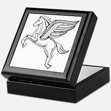 Chasing Pegasus Keepsake Box