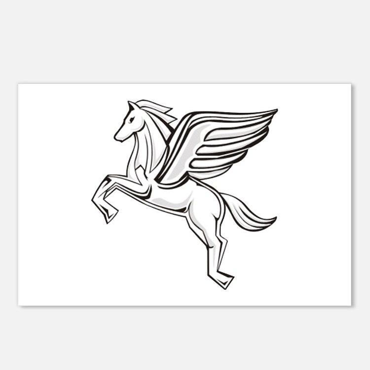 Chasing Pegasus Postcards (Package of 8)