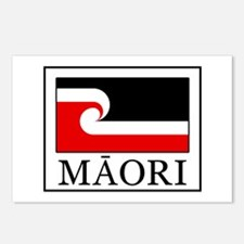 Maori Flag Postcards (Package of 8)