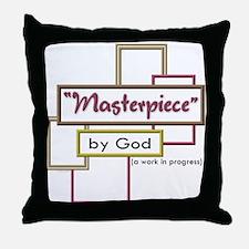 Masterpiece Throw Pillow