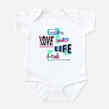 Wishing Infant Bodysuit