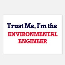 Trust me, I'm the Environ Postcards (Package of 8)