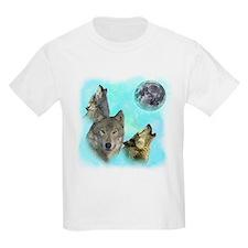 Wolves Siney Grim Moon 0 T-Shirt