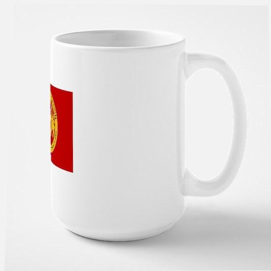 Comanche Nation Seal Large Mug