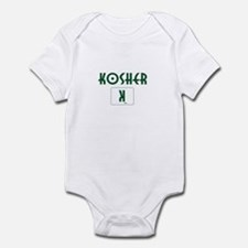 Unique Kosher baby Infant Bodysuit
