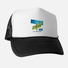 REP ST. LUCIA Trucker Hat