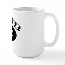 Proud PopPop (black) Mug