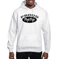 Proud PopPop (black) Hoodie