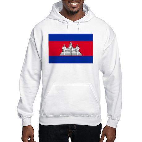 Cambodia Hooded Sweatshirt