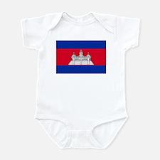 Cambodia Infant Bodysuit