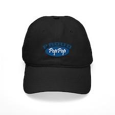 Proud PopPop (blue) Cap