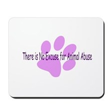 No Excuses Mousepad