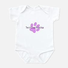 No Excuses Infant Bodysuit