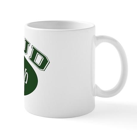 Proud PopPop (green) Mug