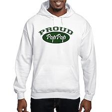 Proud PopPop (green) Hoodie