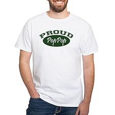 Proud PopPop (green) Shirt