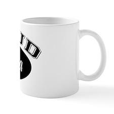 Proud YiaYia (black) Small Mugs