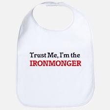 Trust me, I'm the Ironmonger Bib