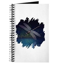 Dragonfly at Night Journal