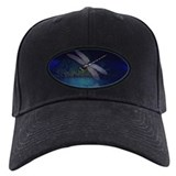 Dragonfly Baseball Cap with Patch