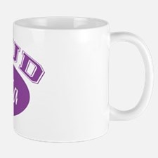 Proud YiaYia (purple) Mug