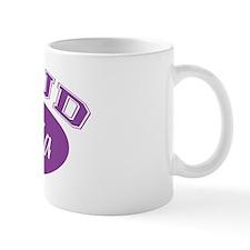 Proud YiaYia (purple) Small Mug