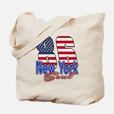 86 New York Soul Birthday Designs Tote Bag