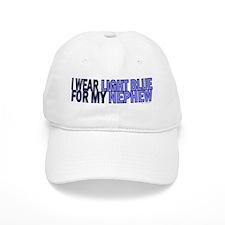 I Wear Light Blue For My Nephew 5 Baseball Cap