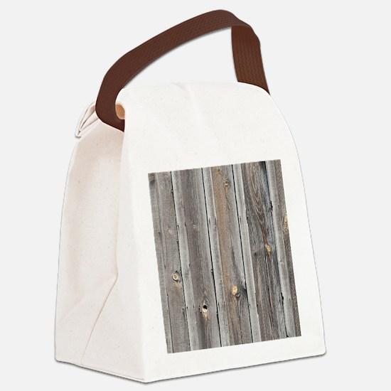 Unique Grains Canvas Lunch Bag
