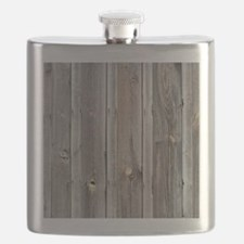 Funny Brown Flask