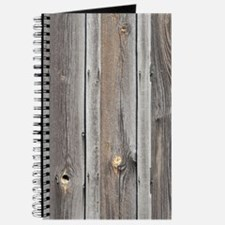 signed by the weather as old wood backgrou Journal