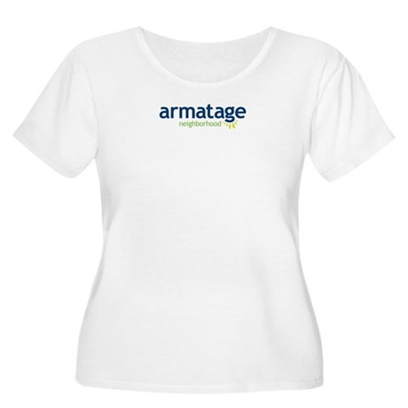 Armatage Women's Plus Size Scoop Neck T-Shirt