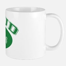 Proud YiaYia (green) Mug