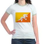Bhutan Jr. Ringer T-Shirt
