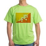 Bhutan Green T-Shirt