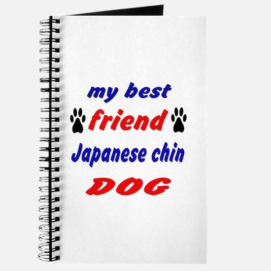 My Best Friend Japanese Chin Dog Journal