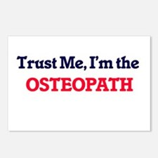 Trust me, I'm the Osteopa Postcards (Package of 8)