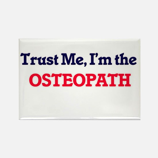 Trust me, I'm the Osteopath Magnets