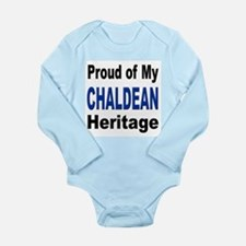 Proud Chaldean Heritage Body Suit