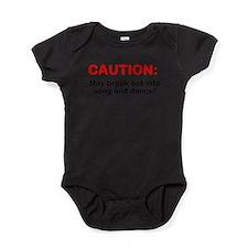 Funny Theatre Baby Bodysuit