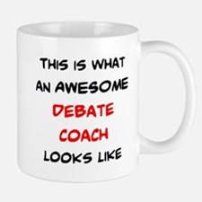 awesome debate coach Mug