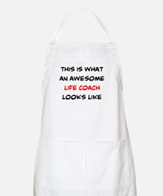 awesome life coach Apron