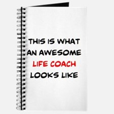 awesome life coach Journal