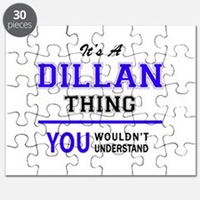 It's DILLAN thing, you wouldn't understand Puzzle