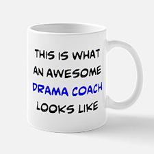 awesome drama coach Mug
