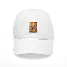 carousel giraffe Baseball Cap