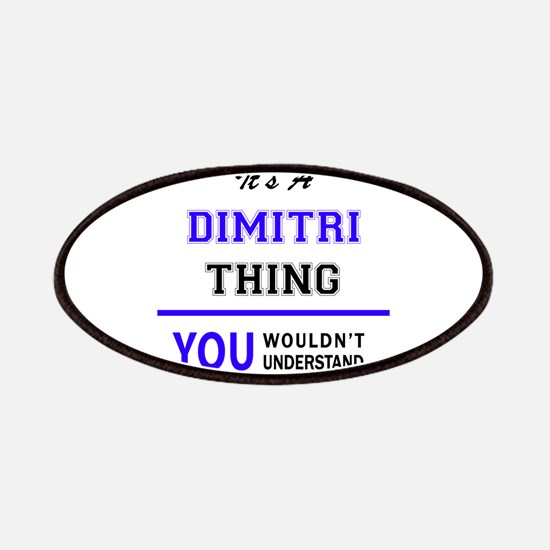 It's DIMITRI thing, you wouldn't understand Patch