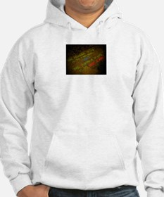 The meaning of life Hoodie