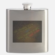The meaning of life Flask